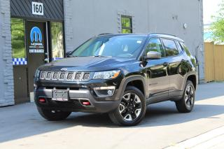Used 2017 Jeep Compass Trailhawk*4x4*Leather*Pano Roof*NAV*Pwr Gate*Autos for sale in Mississauga, ON