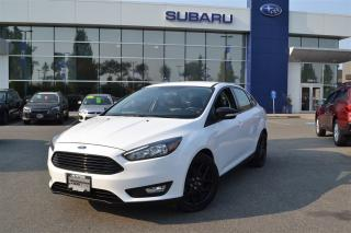 Used 2015 Ford Focus SE - No Accidents for sale in Port Coquitlam, BC