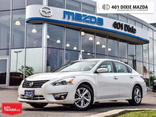 Used 2013 Nissan Altima 2.5 SV, ALLOY WHEELS, REAR-VIEW CAMERA for sale in Mississauga, ON