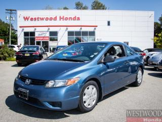 Used 2008 Honda Civic DX for sale in Port Moody, BC