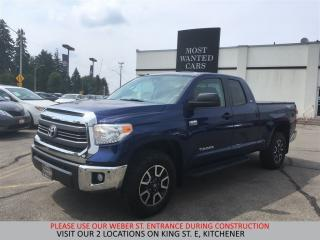 Used 2014 Toyota Tundra SR5 TRD | CAMERA | TOUCHSCREEN for sale in Kitchener, ON