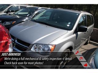 Used 2013 Dodge Grand Caravan SE/SXT for sale in Port Moody, BC