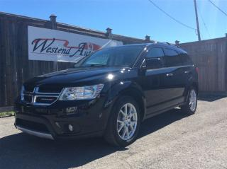 Used 2017 Dodge Journey GT   29000 kms for sale in Stittsville, ON