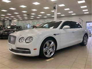 Used 2015 Bentley FLYING SPUR W12 for sale in Barrie, ON