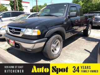 Used 2009 Mazda B-Series SE./4x4/LOW, LOW KMS!/PRICED FOR A QUICK SALE! for sale in Kitchener, ON