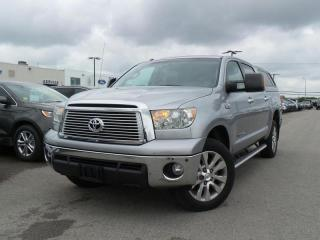 Used 2010 Toyota Tundra Platinum 5.7L V8 for sale in Midland, ON