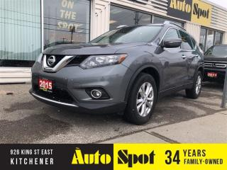 Used 2015 Nissan Rogue SV/LOADED/PRICED-QUICK SALE! for sale in Kitchener, ON