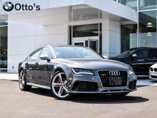 Used 2015 Audi RS 7 4.0T quattro 8sp Tiptronic for sale in Ottawa, ON