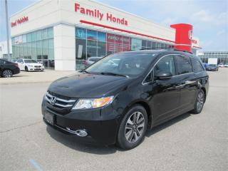 Used 2016 Honda Odyssey Touring, FULLY LOADED WOW!! for sale in Brampton, ON