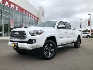 Used 2017 Toyota Tacoma Sr5 V6 Trd Sport for sale in Pickering, ON