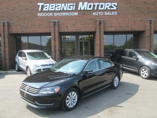 Used 2014 Volkswagen Passat NO ACCIDENT | HEATED SEATS | BLUETOOTH | 1.8 TSI | for sale in Mississauga, ON