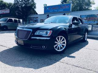 Used 2013 Chrysler 300 4dr Sdn RWD $159 bi weekly back up camera for sale in Brampton, ON