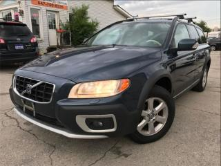 Used 2009 Volvo XC70 AWD|Leather|Sunroof|Accident Free|3 Years Warranty for sale in Burlington, ON