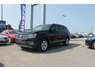 Used 2018 Volkswagen ATLAS 3.6 FSI Highline 4MOTION AWD for sale in Whitby, ON