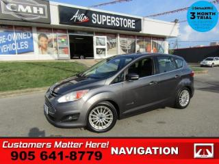 Used 2014 Ford C-MAX SEL  HYBRID NAVIGATION LEATHER HEATED SEATS for sale in St. Catharines, ON