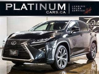 Used 2016 Lexus RX 350 LUXURY, NAVI, CAM, HEATED COOLED LTHR for sale in Toronto, ON