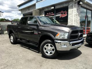 Used 2016 RAM 2500 Cabine multiplaces 4RM, 149 po Outdoorsm for sale in Longueuil, QC