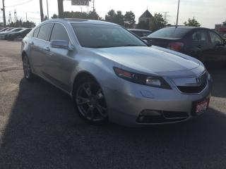 Used 2012 Acura TL w/Elite Pkg for sale in Woodbridge, ON