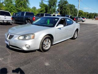 Used 2004 Pontiac Grand Prix Safetied 120k loaded GT2 for sale in Madoc, ON