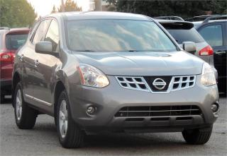 Used 2013 Nissan Rogue S for sale in Etobicoke, ON