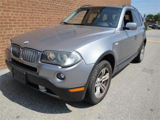 Used 2008 BMW X3 3.0I for sale in Oakville, ON