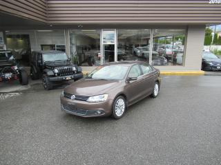 Used 2012 Volkswagen Jetta TDI HIGHLINE for sale in Langley, BC