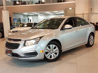 Used 2015 Chevrolet Cruze LT-BACK UP CAMERA-BLUETOOTH-FACTORY WARRANTY for sale in York, ON