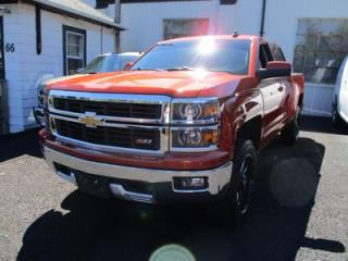 Used 2015 Chevrolet Silverado 1500 LOADED LT Z71 EDITION 5 PASSENGER 5.3L - V8.. LEATHER.. CD/AUX/USB.. KEYLESS ENTRY.. REMOTE START.. for sale in Bradford, ON