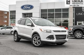 Used 2014 Ford Escape SE 4WD - BLUETOOTH - LEATHER - PWR PANORAMA ROOF - NAV for sale in Ottawa, ON