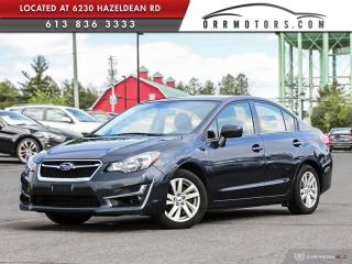Used 2015 Subaru Impreza 2.0i Premium PZEV 4-Door for sale in Ottawa, ON