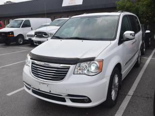 Used 2014 Chrysler Town & Country Limited NAVIGATION,SUNROOF.DUAL DVD !!!! for sale in Concord, ON