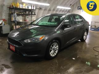 Used 2015 Ford Focus SE*FORD SYNC PHONE CONNECT*REVERSE CAMERA*POWER WINDOWS/MIRRORS/LOCKS*KEYLESS ENTRY*CLIMATE CONTROL*AM/FM/CD/AUX/USB HANDSFREE VOICE COMMAND* for sale in Cambridge, ON