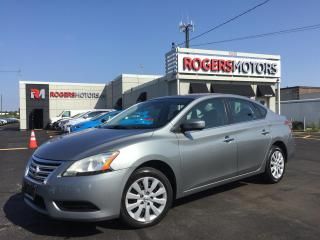 Used 2013 Nissan Sentra S - BLUETOOTH - POWER PKG for sale in Oakville, ON