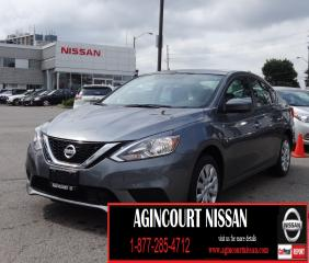 Used 2018 Nissan Sentra 1.8 SV |BACKUP CAMERA|BLUETOOTH|XM RADIO| for sale in Scarborough, ON