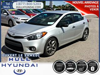 Used 2016 Kia Forte5 1.6l Sx, Turbo for sale in Gatineau, QC
