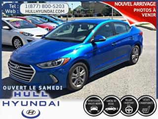 Used 2017 Hyundai Elantra Gl, Détecteurs for sale in Gatineau, QC
