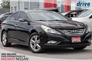 Used 2012 Hyundai Sonata Limited - Navigation|Bluetooth|Leather for sale in Whitby, ON