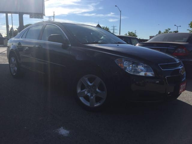 2011 Chevrolet Malibu LS,One Owner,Accident Free,Certified,Warranty