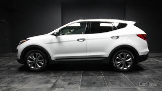 Used 2016 Hyundai Santa Fe Sport Limited LEATHER | POWER EVERYTHING | HANDS FREE | NAV | DUAL CLIMATE for sale in Kingston, ON