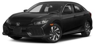 New 2018 Honda Civic Hatchback LX CVT for sale in Pickering, ON