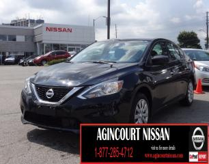 Used 2018 Nissan Sentra 1.8 SV |BLUETOOTH|CRUISE CONTROL|FRONT HEATED SEATS for sale in Scarborough, ON