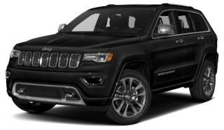 New 2018 Jeep Grand Cherokee Overland for sale in Surrey, BC