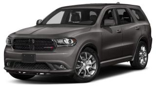 New 2018 Dodge Durango R/T for sale in Surrey, BC