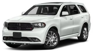 New 2018 Dodge Durango R/T for sale in Surrey, BC