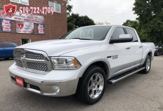 Used 2015 Dodge Ram 1500 Laramie/ECODIESEL/4X4/ONE OWNER/NO ACCIDENT for sale in Cambridge, ON