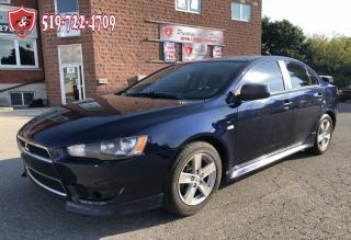 Used 2013 Mitsubishi Lancer ONE OWNER/NO ACCIDENT/CERTIFIED/WARRANTY INCL for sale in Cambridge, ON