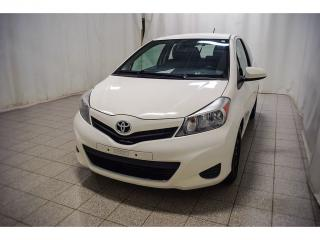 Used 2014 Toyota Yaris Ce, Bluetooth for sale in Quebec, QC