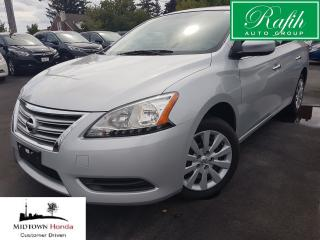 Used 2014 Nissan Sentra 1.8 S CVT for sale in North York, ON