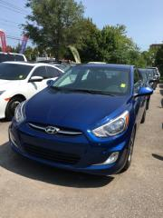 Used 2017 Hyundai Accent 4dr Sdn for sale in Toronto, ON