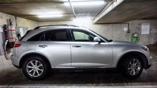 Used 2008 Infiniti FX35 NAVIGATION for sale in Coquitlam, BC